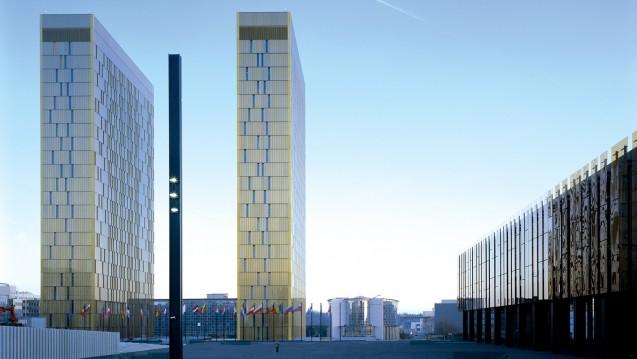Der Europäische Gerichtshof in Luxemburg. Für die deutschen Apotheken steht am 19. Oktober viel auf dem Spiel. (Foto: G. Fessy)