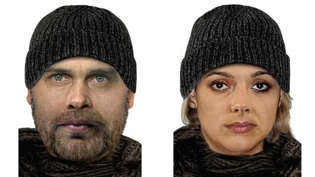 8.000 Euro und Viagra: Die Polizei St. Wendel sucht diese zwei mutmaßlichen Täter, die vor einigen Monaten auf brutale Art und Weise eine Apotheke ausgeraubt haben sollen. (Foto: Polizei St. Wendel)