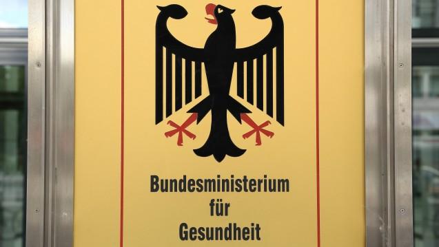 Im Bundesgesundheitsministerium soll Hanno Kautz der neue Pressesprecher werden. (Foto: Imago)