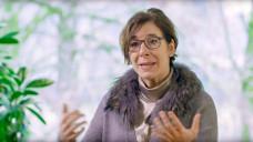 Gabriele Regina Overwiening mahnt: Die wohnortnahe Versorgung durch Apotheken ist in Gefahr! ( r /(Screenshot AKWL | YouTube)