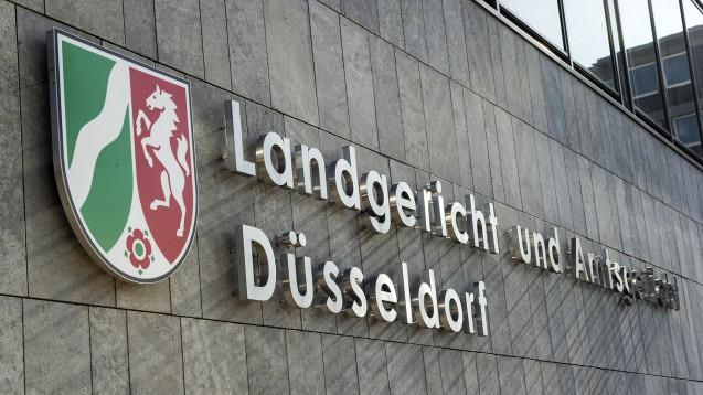 Das Amtsgericht Düsseldorf beschäftigt sich mit dem insolventen Apothekenrechenzentrum AvP. (Foto: imago images / Felix Jason)
