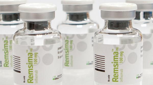 Remsima vergleichbar mit Original-Infliximab