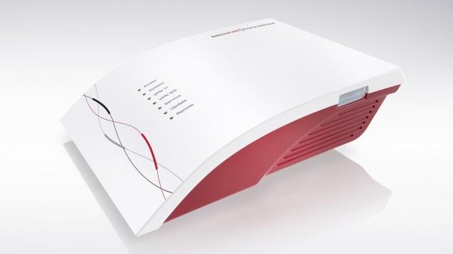 Der Secunet-Konnektor ist ab sofort auch in der Version E-Health verfügbar. (c / Bild: Secunet)