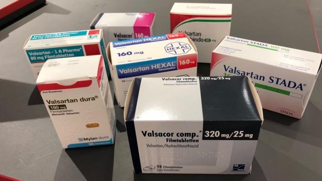Welche Tragweite hat der riesige Valsartan-Rückruf? Sind auch andere Wirkstoffe betroffen? Wenn ja, welche? (m / Foto: privat)
