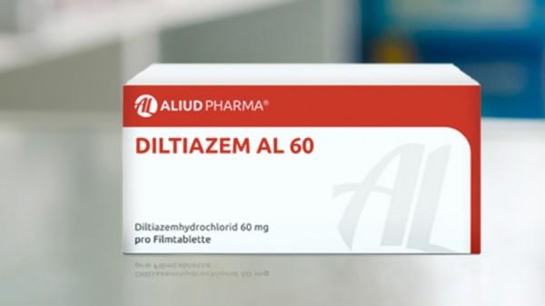 Diltiazem-AL-Rückruf wegen regulatorischer Abweichungen beim Wirkstoffhersteller