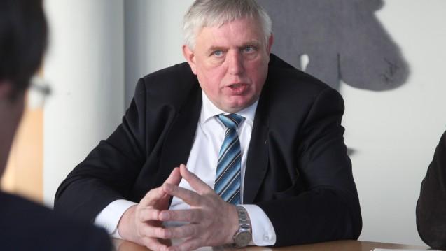 NRW-Gesundheitsminister Karl-Josef Laumann (CDU) erklärt im Interview mit DAZ.online seine Apothekenpolitik und seine Einstellung zum Arzneimittel-Versandhandel. (s / Foto: Jördis Zähring)