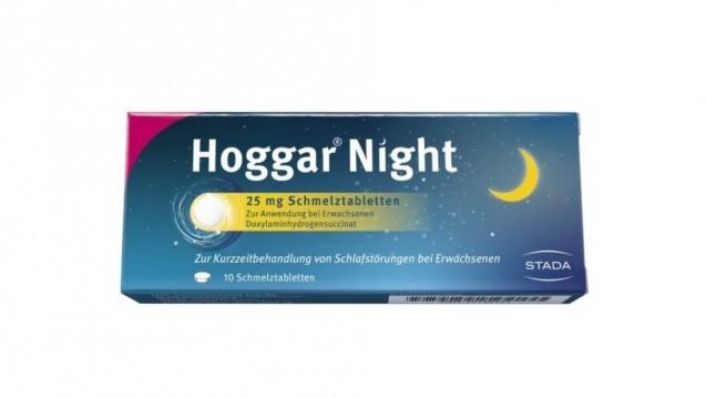 Hoggar Night gibt es nun als Schmelztabletten. (m / Foto: Stada)