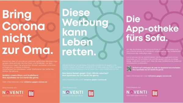 Noventi und Bild-Zeitung starten gemeinsame Aufklärungskampagne