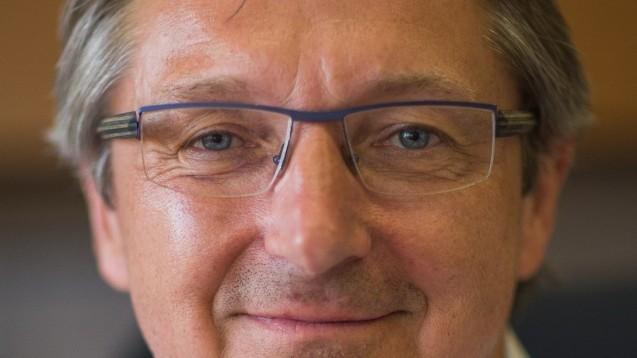 Der künftige BIG-Leiter, Mediziner Erwin Böttinger. (Foto: BIG)
