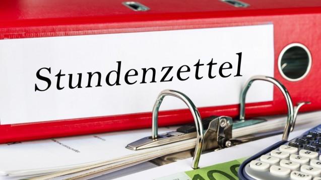 In Apotheken wird die Zeiterfassung ganz unterschiedlich gehandhabt. (c / Foto:marcus_hofmann/stock.adobe.com)