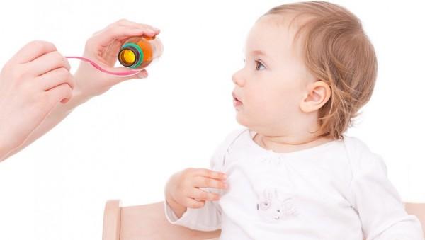 Ferro sanol®-Saft bei Kleinkindern genau dosieren