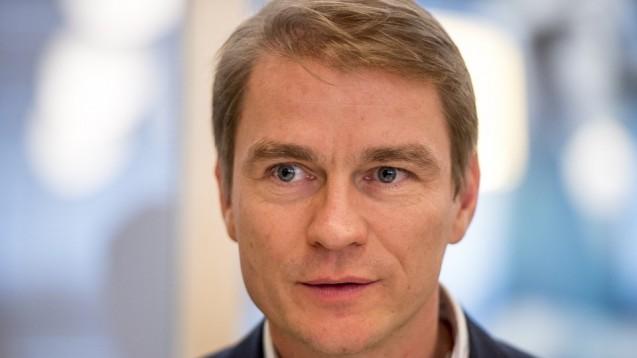BVDVA-Chef Christian Buse findet die Forderung nach einem Rx-Versandverbot nicht zeitgemäß. (c / Foto: Külker)