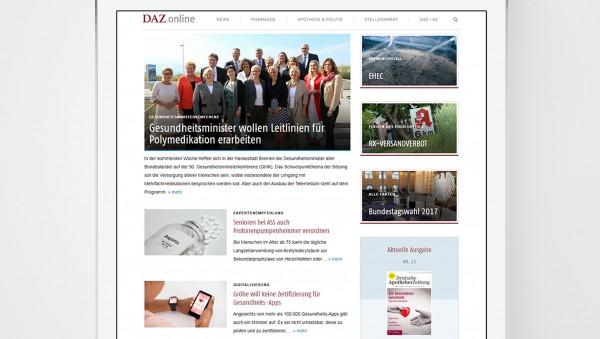 DAZ.online wächst weiter