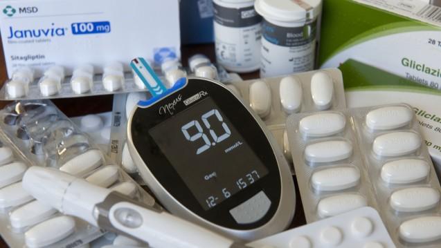 Die Dunkelziffer bei den Diabetikern soll in Deutschland bei ein bis zwei Millionen liegen. (picture alliance / Photoshot)