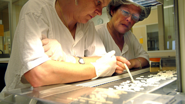 Der chinesische Hersteller Zhejiang Huahai, der das verunreinigte Valsartan produzierte, wurde in den vergangenen Jahren auch mehrfach von einer deutschen Behörde inspiziert. (s / Symbolbild, Foto: picture alliance)