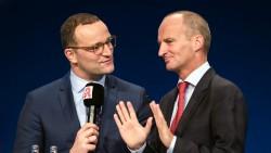 Bundesgesundheitsminister Jens Spahn (CDU) und ABDA-Präsident Friedemann Schmidt führen weiterhin Gespräche zur Auflösung des Versandhandelskonfliktes. Laut Schmidt geht es dabei um drei Themenkomplexe. (Foto: Schelbert)