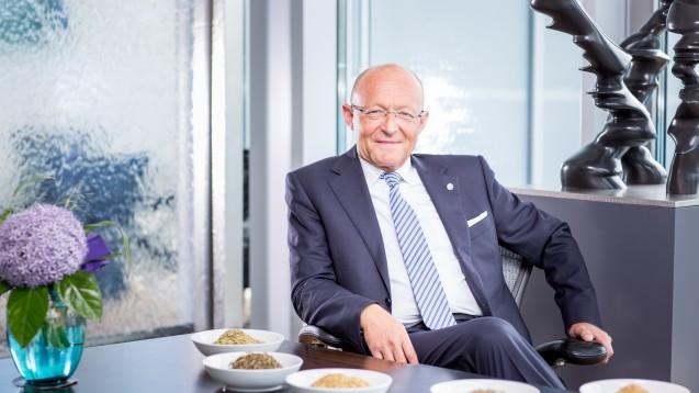 Er setzt auf die Apotheke: Prof. Dr. Michael Popp, Vorstandsvorsitzender der Bionorica SE. (Fotos (3): Bionorica SE)