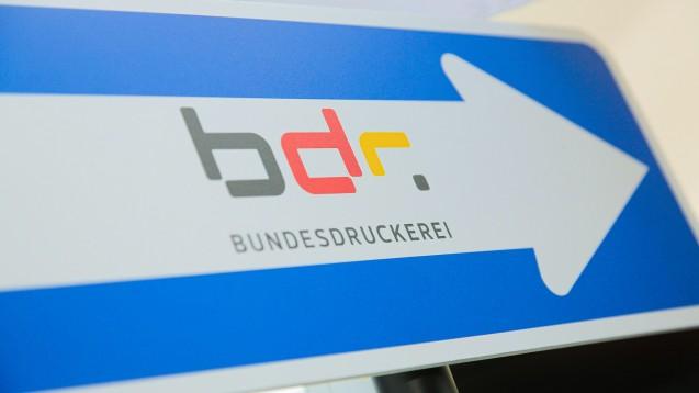 Die Bundesdruckerei ist einer der ersten zugelassenen Anbieter der SMC-B für den Apotheken-Sektor. Die Zulassung für den Heilberufsausweis für Apotheker erwartet man für Ende September. (s / Foto: imago images / Jürgen Schwarz)