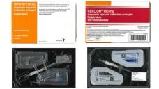 Xeplion 100 mg Depot-Injektionssuspension von docpharm wird zurückgerufen. (Foto: docpharm)