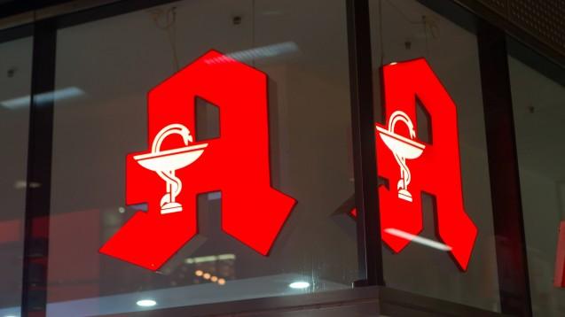 Einige Apotheken haben sich während der Krise dazu entschieden, ihre Öffnungszeiten zu verlängern. (c / Foto: imago images / photothek)