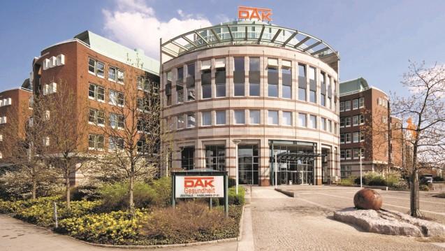 Hamburg: Dies könnte bald auch für die Beiersdorf-Mitarbeiter die Zentrale ihrer Kasse sein. (Foto: DAK)