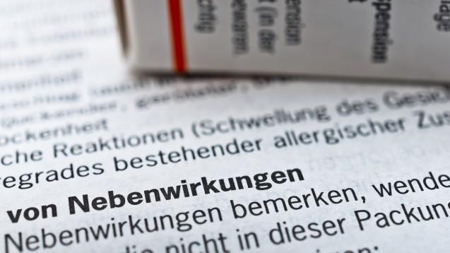 """Der Hinweis bei OTC-Analgetika lautet:""""Bei Schmerzen oder Fieber ohne ärztlichen Rat nicht länger anwenden als in der Packungsbeilage vorgeschrieben!"""" (Foto:Stockfotos-MG / stock.adobe.com)"""