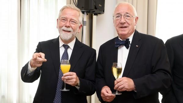 Kammerdelegierte verabschieden sich von Lutz Engelen