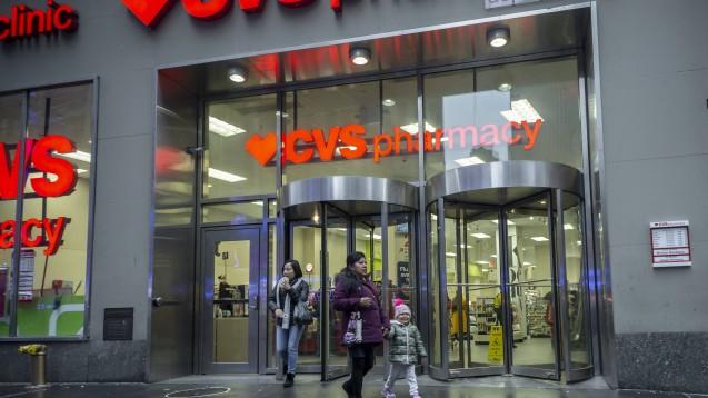 Der Apothekenketten-Konzern CVS steigt ins Cannabisgeschäft mit CBD-Produkten ein. Abgesehen davon, dass es in Deutschland keine Apothekenketten gibt - wäre eine Nachahmung aus regulatorischer Sicht empfehlenswert? (Foto: imago)