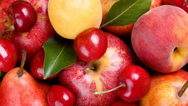 Fruchtzucker ist natürlicherweise in Kern- und Steinobst sowie Honig enthalten. Aber auch Sorbit kommt in vielen Obstsorten vor (Apfel, Birne, Kirsche, Pflaume), sowie in Fertigprodukten und Süßigkeiten. (Foto:Nitr / stock.adobe.com)