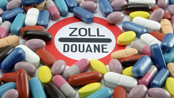 Apotheker sollen 200.000 Benzodiazepin-Packungen geschmuggelt haben