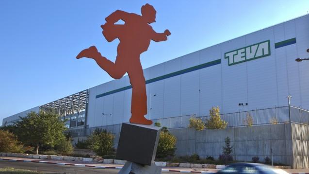 Der israelische Generikahersteller Teva musste seine Ziele erneut nach unten korrigieren. (Foto: dpa)