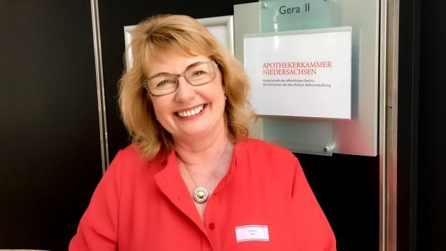 Niedersachsens neue Kammerpräsidentin Cathrin Burs will die Novellierung der Approbationsordnung zu einem ihrer Top-Themen machen. (c / Foto: eda)