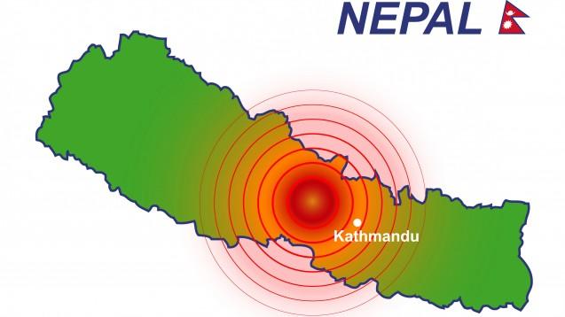 Nepal braucht Hilfe - Fritz Becker ruft zum Spenden auf. (Bild: Davidus/Fotolia)
