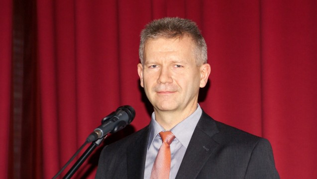 Axel Pudimat, Vorsitzender des Apothekerverbandes Mecklenburg-Vorpommern, istoptimistisch, dass die Politik die deutsche Preisbindung erhalten werde. (Foto: DAZ)