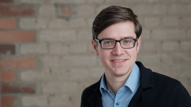 Apotheker Dr. Björn Schittenhelm betreibt mit seiner Apotheke in Holzgerlingen ein Corona-Schnelltestzentrum, das in der kommenden Woche den Betrieb aufnehmen wird. (x /Foto: privat)