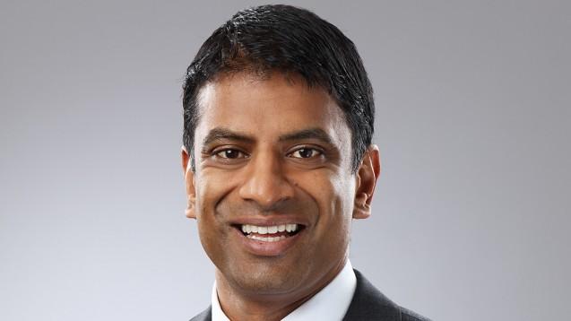Vas Narasimhan soll ab Februar 2018 die Führung bei Novartis übernehmen. (Foto: Novartis)
