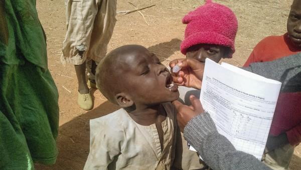 Erste Polio-Fälle seit über zwei Jahren in Afrika