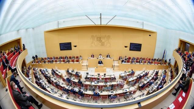 Der Bayerische Landtag setzt sich für schärfere Kontrollen der EU-Versender ein. (x / Foto: imago images / Bayerische Staatskanzlei)