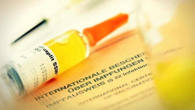 Ab nächster Grippesaison 2018/19: tetravalente Influenzaimpfung für alle, in Rheinland-Pfalz und im Saarland zum Vertragspreis. (Foto: imago)