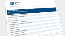 Die Klinische Pharmazie in Saarbrücken führt eine Online-Umfrage zum Thema Fortbildung von Apothekern durch. ( r / Foto: DAZ.online)