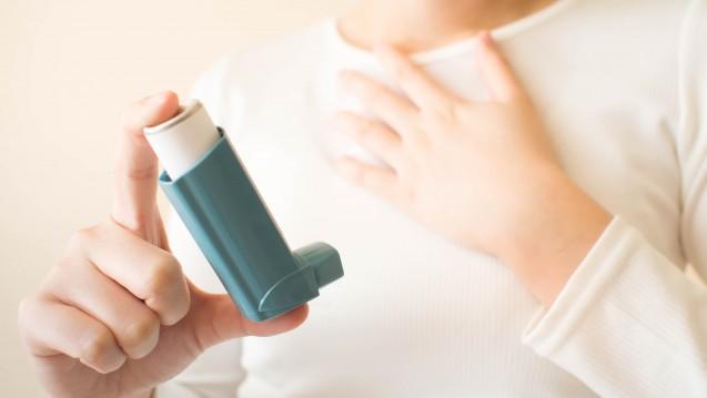 Keine Angst vor Cortison– das gilt zumindest solange der Wirkstoff inhaliert wird. (Foto:Orawan / stock.adobe.com)