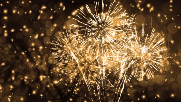 Die Redaktion wünscht: Guten Rutsch und ein erfolgreiches Jahr 2018!