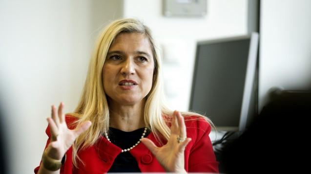 Apotheken unbedingt erhalten: Bayerns Gesundheitsministerin Melanie Huml (CSU) setzt sich weiterhin für das Rx-Versandverbot ein. (Foto: dpa)