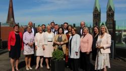 Die Gesundheitsminister und -senatoren aller Länder und Hermann Gröhe trafen sich diese Woche in Bremen. Ein Thema: Die Arzneimittelversorgung älterer Menschen. (Foto: gmkonline.de)