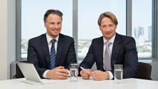 Richard Engelhard und Oliver Engelhard stellen die 5. Geschäftsführer-Generation im Familienunternehmen Engelhard Arzneimittel. (Foto:Engelhard Arzneimittel)