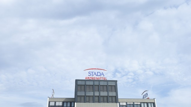 Arzneimittelkonzern Stada: Bald verkauft? Die Gerüchte wollen nicht enden. (Foto: dpa)