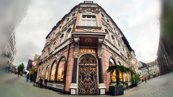 Alte Apotheke in Bottrop wechselt erneut den Besitzer