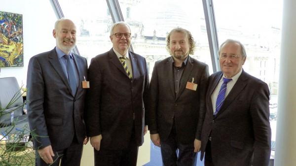 Apotheker und CDU-Abgeordnete einig über Rx-Versandverbot