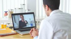 Die Nachrichtenagentur dpa berichtet über Angebote zur psychotherapeutischen Betreuung per Videochat. (Foto: rocketclips / stock.adobe.com)