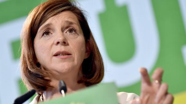 Katrin Göring-Eckardt verhandelt Gesundheit für die Grünen